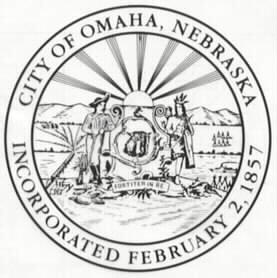 Seal of the City of Omaha